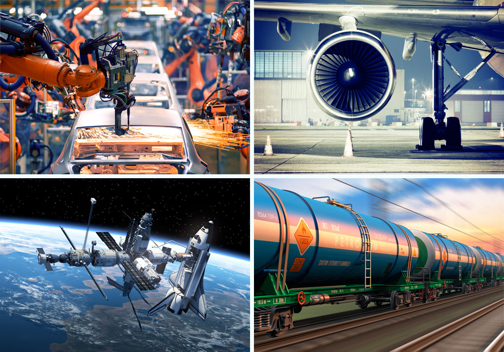 industry-collage